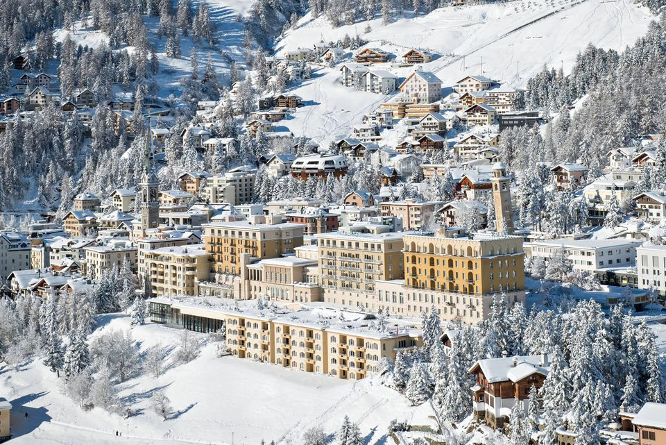 Guests Will Feel At Home At The Newly Renovated Kulm Hotel St. Moritz