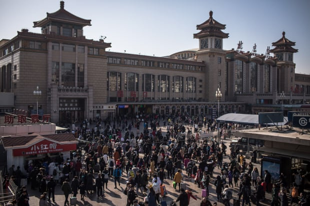 China bans 23m from buying travel tickets as part of 'social credit' system