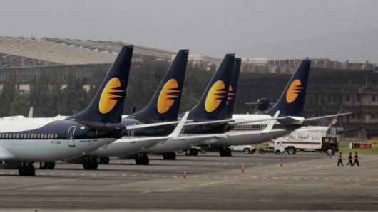 India's Jet Airways cancels all international flights as debt problems deepen