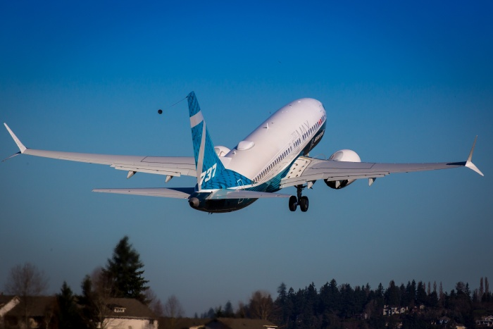 Boeing takes US$4.9bn 737 Max hit in second quarter