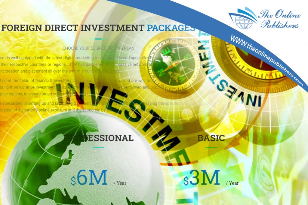 HOW TO ATTRACT FOREIGN INVESTMENTS IN A COUNTRY