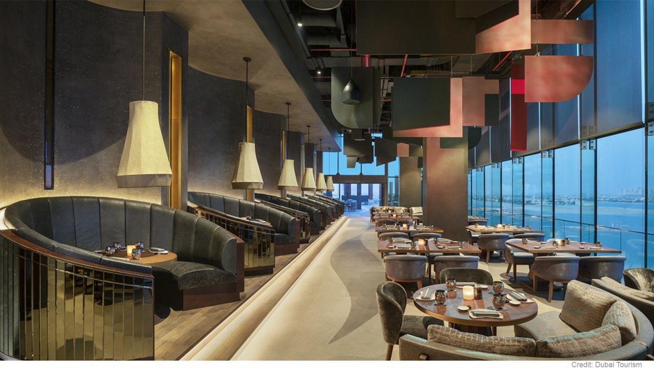 Why celebrity chefs flock to Dubai